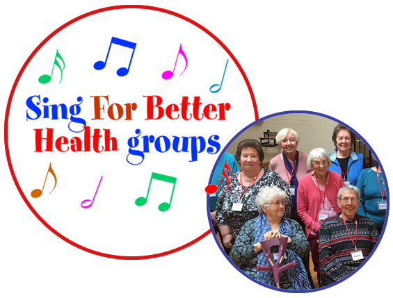Sing for Better Health Groups in Brighton & Hove